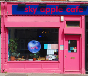 Sky Apple Cafe